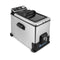 Kalorik Emeril Stainless Steel 17-Cup Digital Deep Fryer-3-Basket System