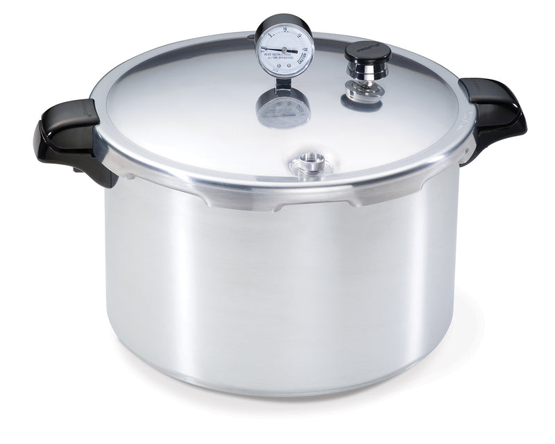 Presto - 16 Qt. Pressure Canner and Canner