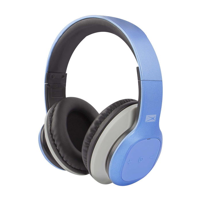 Bluetooth 4.2 Stereo Folding Headphones with 2-Way Mic