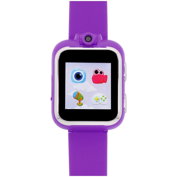 iTouch Wearables Kids Playzoom Smart Watch with Purple Strap