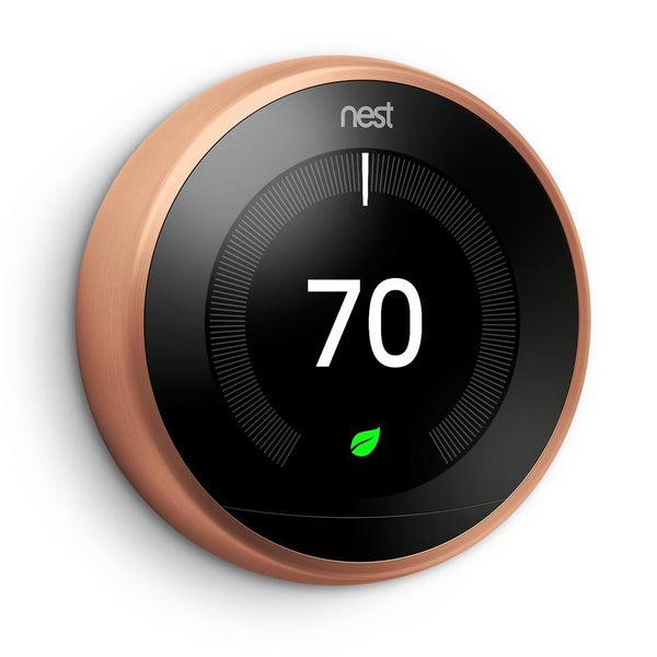 Nest 3rd Gen-Pro Thermostat - Copper