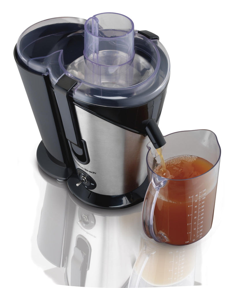 Hamilton Beach Big Mouth Plus 2-Speed Juicer