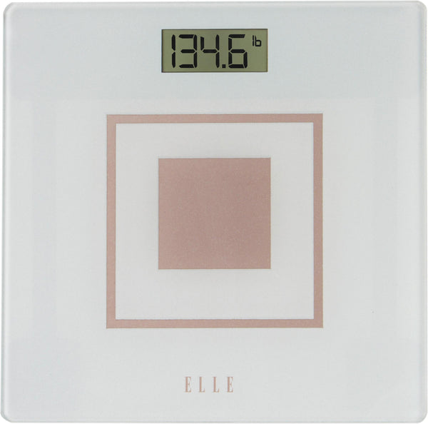 Elle Bathroom Digital Scale