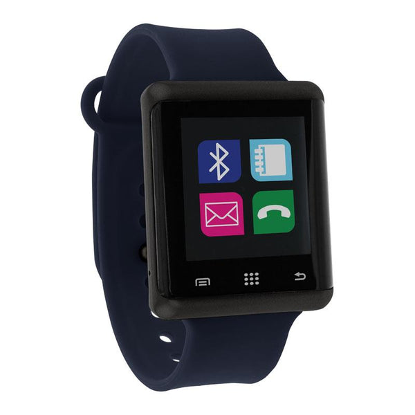 iTouch Wearables  Air Smartwatch - (Navy and Black Matte)