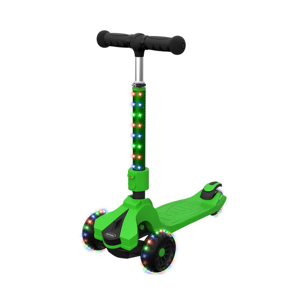 Jetson Saturn 3 Wheel Kick Scooter - Green
