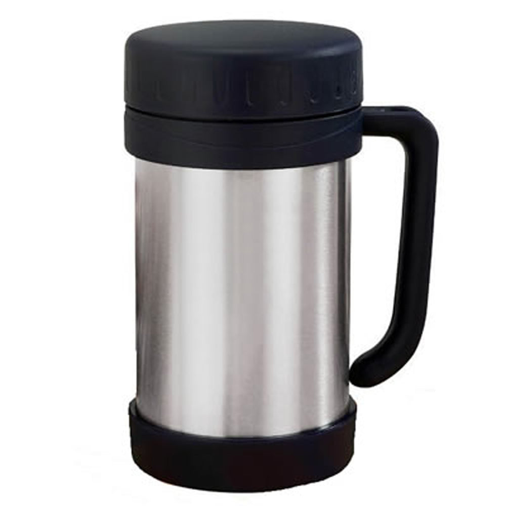 0.5 L Vaccum Food Thermos With Handle S/S