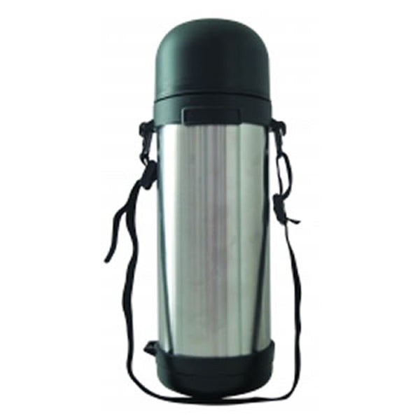 1.5L Vacuum S/S Bottle W/ Shoulder Strap