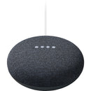 Google - Nest Mini (2nd Generation) with Google Assistant - Charcoal
