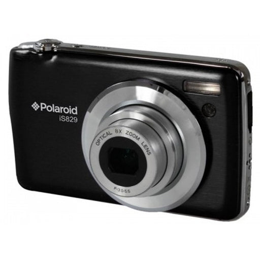 "Polaroid 16.1MP HD DigiCam, 8xOptical/4xDig Zoom, 2.7"" LCD - Blk"