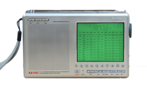 Super Quality Single SideBand (SSB) Digital Shortwave Radio