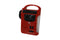 Kaito Solar & Crank AM/FM Radio/Flashlight/Lantern/Siren-Red