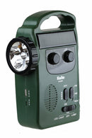 Kaito LED Lantern Flashlight with AM/FM Weather Radio