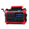 Solar & Hand Crank Weather Emergency Radio, Lighting & Power Station