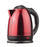 1.5 L SS ELECTRIC CORDLESS TEA KETTLE 1000W- RED