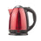 1.7 L SS ELECTRIC CORDLESS TEA KETTLE 1000W- RED