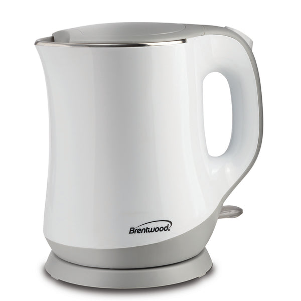 1.3L COOL TOUCH KETTLE W/ WIDE MOUTH OPENING WHT