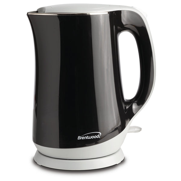 1.7L COOL TOUCH KETTLE W/ WIDE MOUTH OPENING BLK