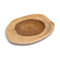 "13"" Acacia Oblong Serving Board with Feet"