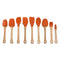 Silicone Basting Brush With Bamboo Handle