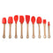 Silicone Pastry Brush With Bamboo Handle