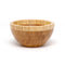 Set of 4 Bamboo Two Tone Small Bowls