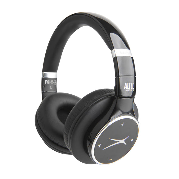 Altec Lansing  Bluetooth Headphones with Siri/Google & Memory Foam Comfort