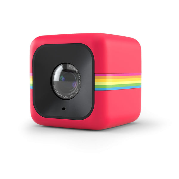 Polaroid Cube Camera - Red