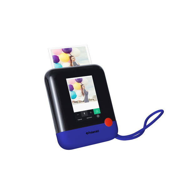 Polaroid POP Instant Print Digital Camera - Blue