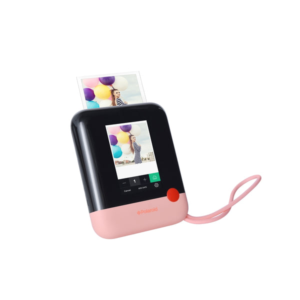Polaroid POP Instant Print Digital Camera - Peach