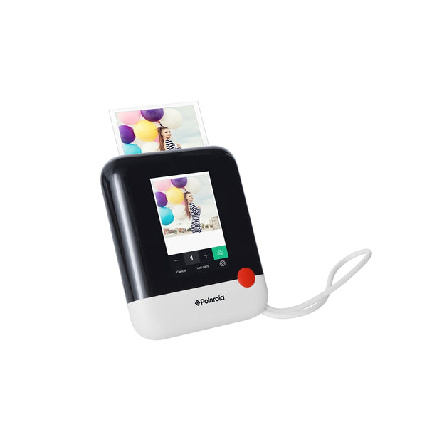 Polaroid POP Instant Print Digital Camera - White
