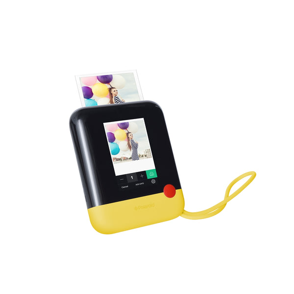 Polaroid POP Instant Print Digital Camera - Yellow