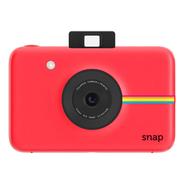 Polaroid SNAP Camera- Red