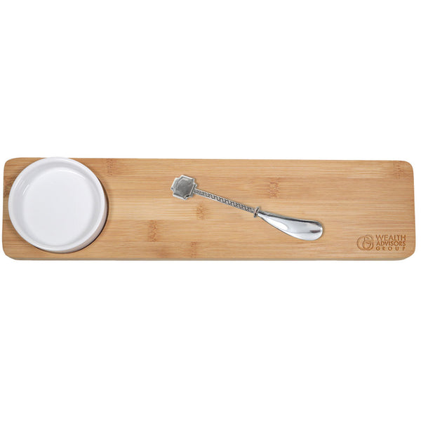 3PC Bamboo Appetizer Set