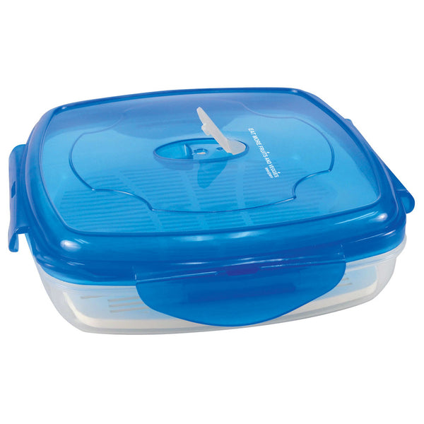 Lock Box - Steamer Lunch Box