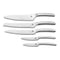Kalorik Artisan Original 5-Piece Stainless Steel Knife Set