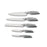 Kalorik Artisan Designer 5-Piece Stainless Steel Knife Set