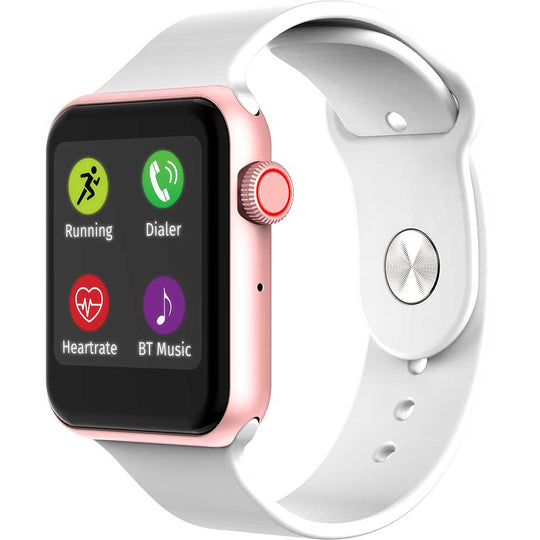 SLIDE Smart Watches, White