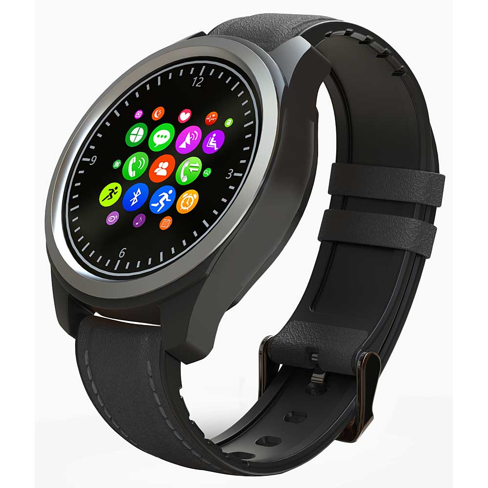 SLIDE Smart Watches, Black