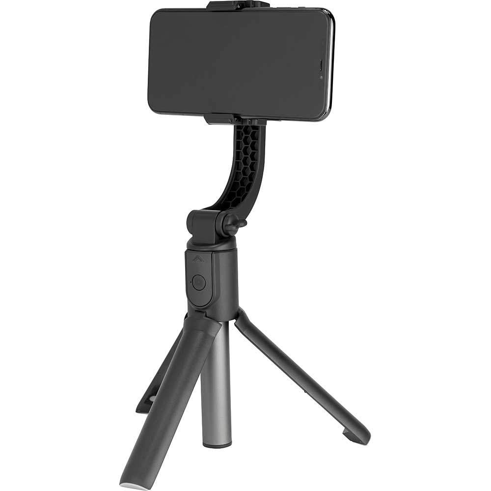 SLIDE Single Axis Mobile Gimbal Stabilizer Grip and Tripod