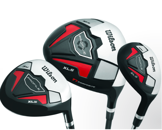 Wilson Profile 3 PC Utility set (MLH)