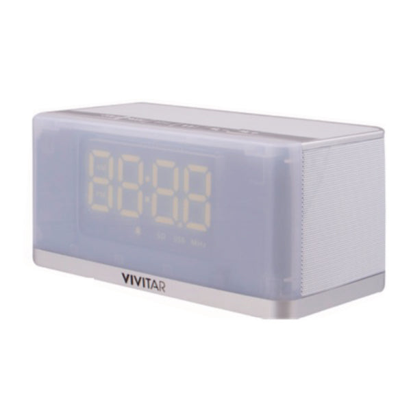 Vivitar Bluetooth Speaker/Clock/Alarm/Radio