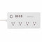 Vivitar Wi-Fi Smart AC/USB 8-Port Power Strip