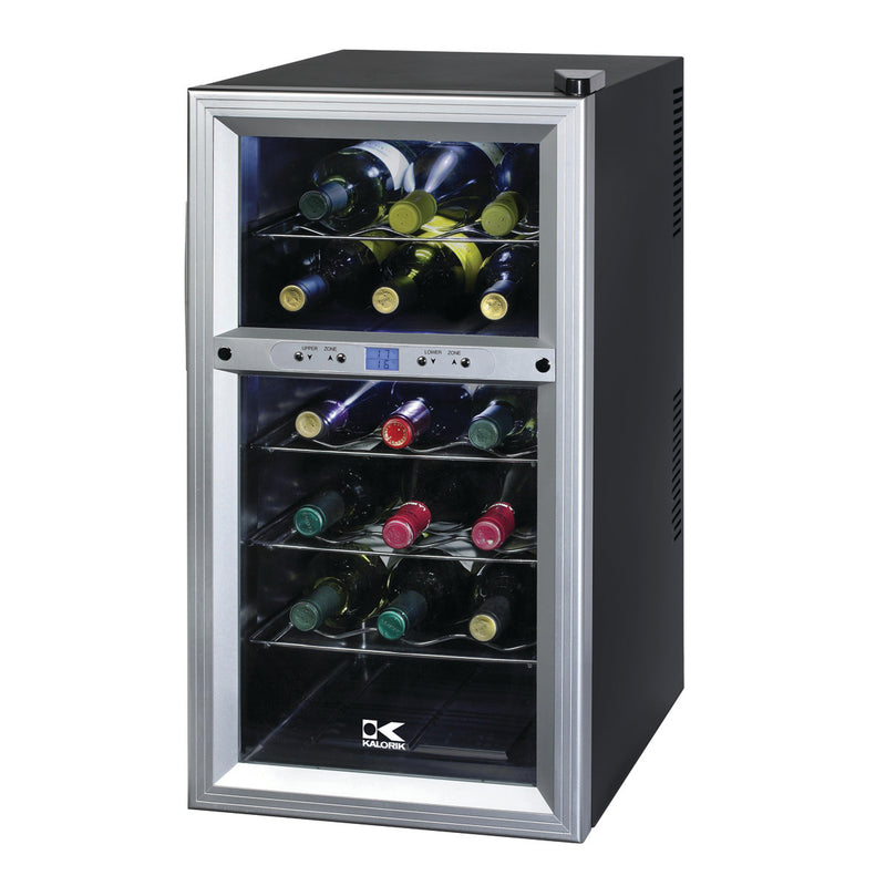 Kalorik 18 Bottle Wine Cooler
