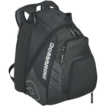 Wilson Voodoo Rebirth Backpack - Charcoal