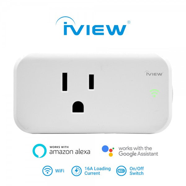 iView Smart WiFi Socke