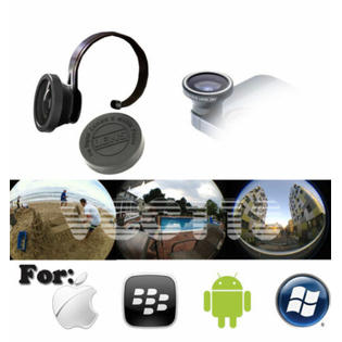 Vivitar Smartphone Clip-On Fish Eye Lens