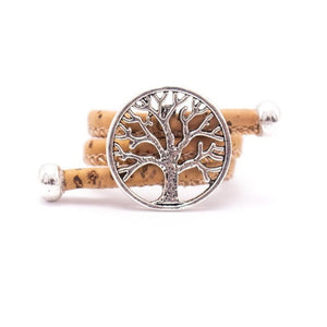 Tree of Life Kork Ring