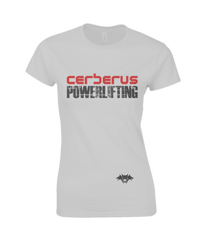 Cerberus Ladies Powerlifting T