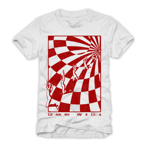 "Checkerboard Tee + ""Three. Two. One."" Vinyl Album Preorder + Digital Download"