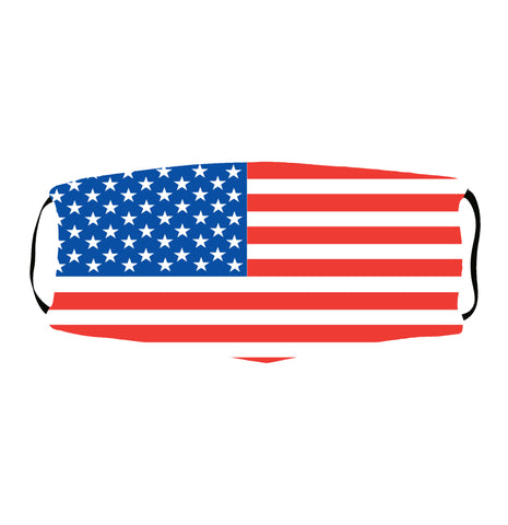 American Pride Mask - Poly Micro Spandex